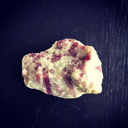 Pink Flourite